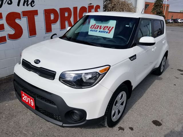 2019 Kia Soul LX BACK UP CAMERA, BLUETOOTH, TOUCH SCREEN in