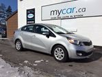 2013 Kia Rio LX+ HEATED SEATS, BLUETOOTH, GREAT VALUE!!! in North Bay, Ontario
