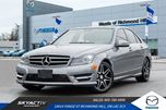 2014 Mercedes-Benz C-Class NAVIGATION*SUNROOF*BLUETOOTH in Richmond Hill, Ontario