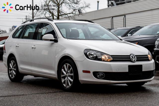 2013 Volkswagen Golf Comfortline in
