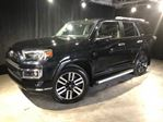 2018 Toyota 4Runner 4RUNNER LIMITED PACKAGE 7-PASSENGER in Mississauga, Ontario