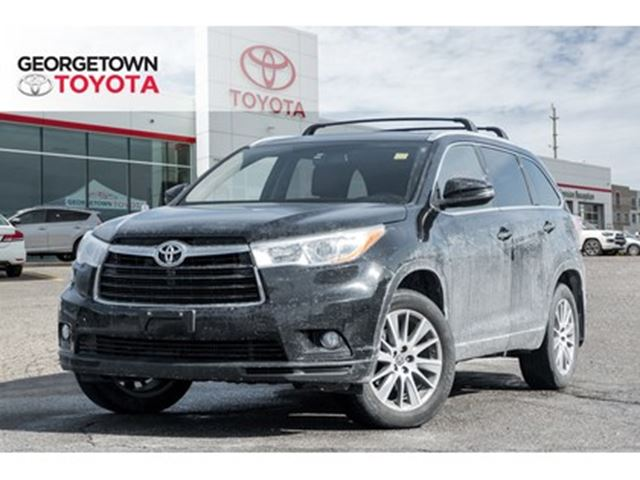 2016 TOYOTA Highlander XLE NEW ARRIVAL, THIS JUST CAME IN! in Georgetown, Ontario