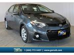 2016 Toyota Corolla S/BACKUP/HEATED SEATS/LEATHER&CLOTH COMBO in Milton, Ontario