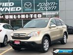 2009 Honda CR-V EX-L,NAVIGATION,LEATHER,ROOF,HEATED SEATS in Toronto, Ontario