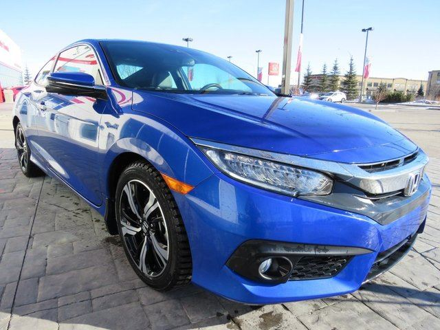 2016 Honda Civic Touring*Navi, Back up Cam, Sunroof, Leather* in