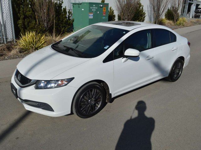 2015 Honda Civic EX 4dr FWD Sedan in