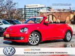 2013 Volkswagen New Beetle  CONVERTIBLE HIGHLINE TECHNOLOGY PACKAGE in Toronto, Ontario