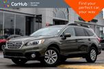 2015 Subaru Outback 2.5i with Touring Pkg in Thornhill, Ontario