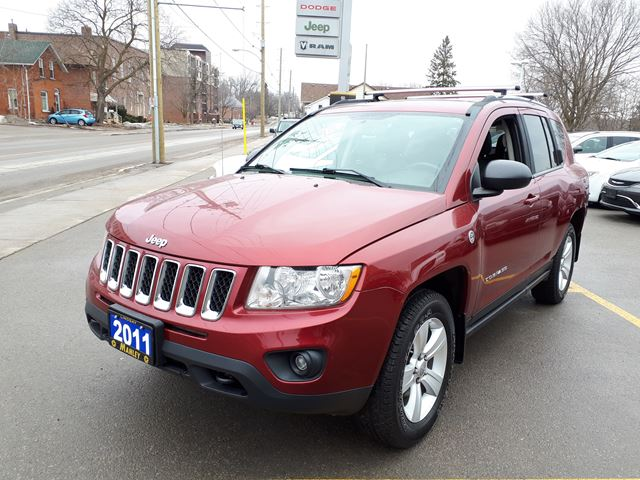 2011 Jeep Compass Limited in