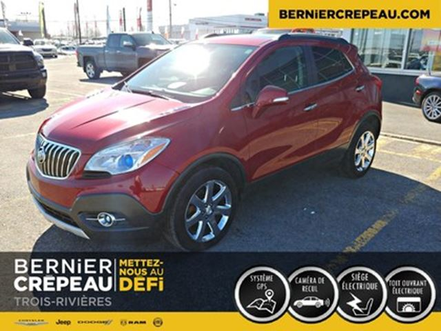2016 Buick Encore Convenience*GPS*CAMÉRA*TOIT*AWD in