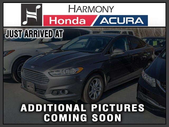 2013 Ford Fusion SE in