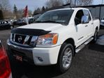 2012 Nissan Titan LOADED SL MODEL 5 PASSENGER 5.6L - V8.. 4X4.. C in Bradford, Ontario