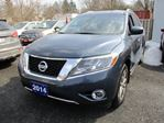 2014 Nissan Pathfinder LOADED SV MODEL 7 PASSENGER 3.5L - V6.. 4WD.. L in Bradford, Ontario
