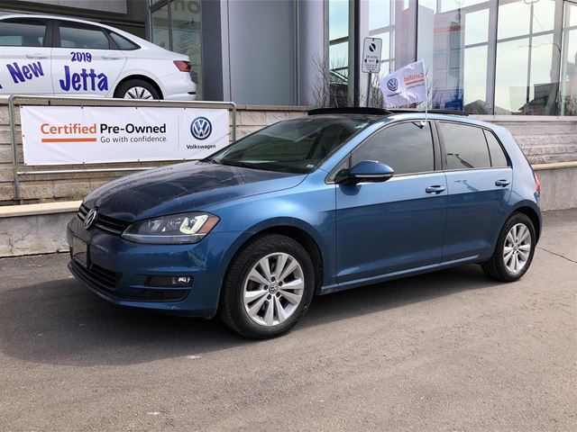 2015 VOLKSWAGEN Golf Highline in Hamilton, Ontario