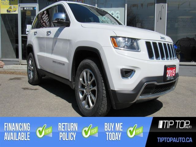 2015 Jeep Grand Cherokee Limited in