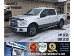 2015 Ford F-150 XLT XTR *4X4/Navi/Backup Cam/B.tooth/Htd in Winnipeg, Manitoba