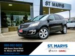2017 Chevrolet Traverse AWD in St Marys, Ontario