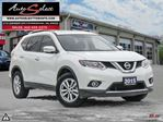 2015 Nissan Rogue AWD ONLY 82K! **BACK-UP CAMERA** PAN-ROOF CLN CARPROOF in Scarborough, Ontario