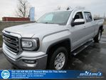 2017 GMC Sierra 1500 SLE Crew Cab 4x4 5.3L - Remote Start, Power Seat, Bluetooth, Rear Camera, Side Steps, Alloy Wheels in Guelph, Ontario