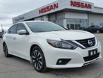 2017 Nissan Altima 2.5 SL w/all leather,NAV,pwr moonroof,heated seats,rear cam,climate control,remote start in Cambridge, Ontario