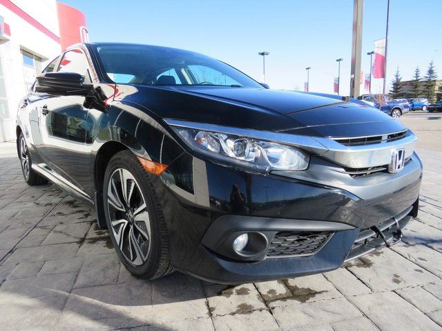 2016 Honda Civic EX-T*Turbo Charged Civic, Sunroof, Back up Cam* in