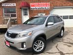 2015 Kia Sorento LX AWD 4 Cylinder Heated Cloth Bluetooth in Bowmanville, Ontario
