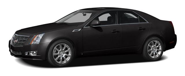 2008 Cadillac CTS           in