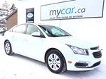2015 Chevrolet Cruze 1LT SUNROOF, AUTOSTART, POWERGROUP!! in North Bay, Ontario