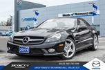 2011 Mercedes-Benz SL-Class LEATHER*NAVIGATION*LOADED in Richmond Hill, Ontario