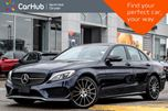 2016 Mercedes-Benz C-Class C 450 AMG Driving.Pkgs AMG.Styling.Pkg Keyless.Go.Pkg 19Alloys in Thornhill, Ontario