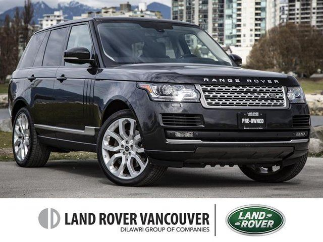 2013 Land Rover Range Rover Supercharged (SC) in