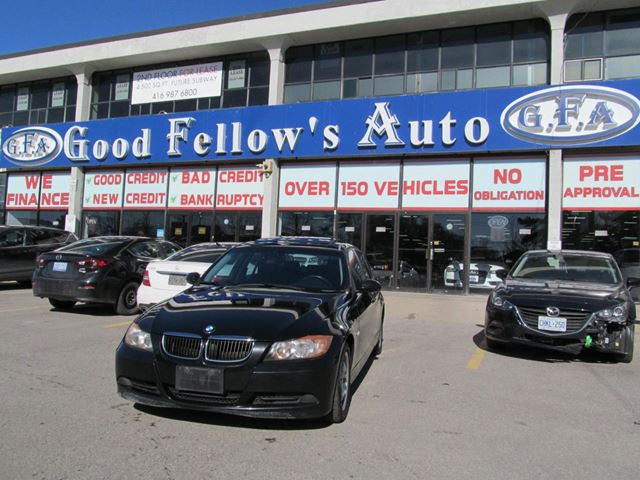 2007 BMW 3 Series Special Price Offer ..! in North York, Ontario