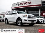 2016 Toyota Sequoia Limited 5.7L 1-Owner No Accident OFF Lease in Bolton, Ontario
