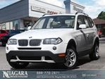 2008 BMW X3 LEATHER   CLEAN VEHICLE in Niagara Falls, Ontario