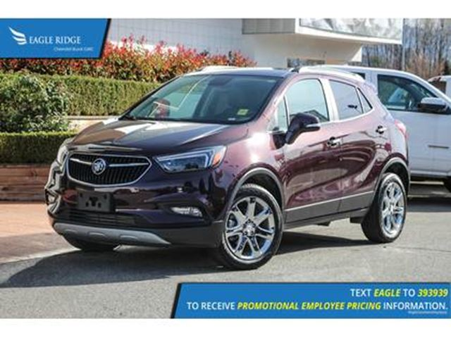 2018 BUICK ENCORE Essence Navigation, Heated Seats, Backup Camera in Coquitlam, British Columbia