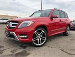 2015 Mercedes-Benz GLK-Class Bluetec 4Matic PanoRoof   Nav  Leather in St Catharines, Ontario