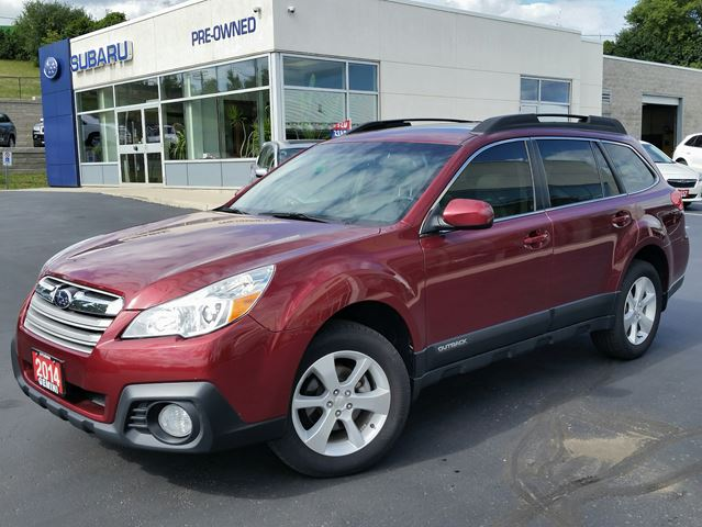 2014 SUBARU Outback 2.5i Limited in Kitchener, Ontario
