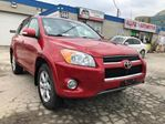 2011 Toyota RAV4 LIMITED/LEATHER/SUNROOF/BACKUP CAMERA in Oakville, Ontario