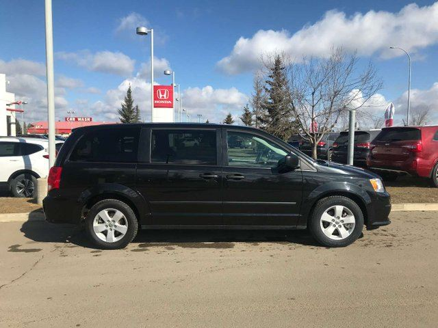 2017 Dodge Grand Caravan Canada Value Package in