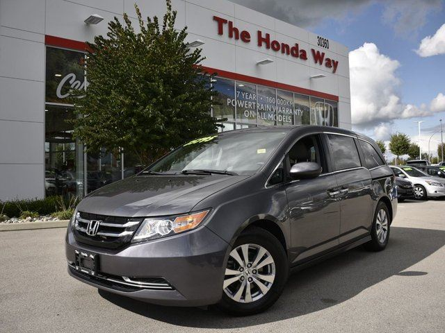 2015 Honda Odyssey EX, BLUETOOTH, BACK UP CAMERA, HEATED SEATS, Under warranty until 2022/ 160,000km in
