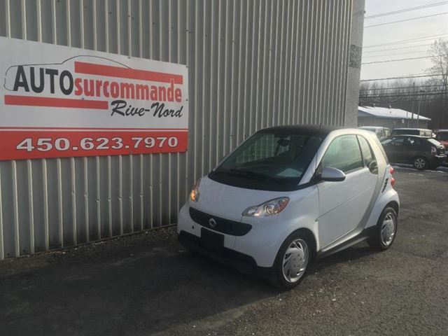 2015 SMART FORTWO PurePassion  COMME NEUF  in St Eustache, Quebec