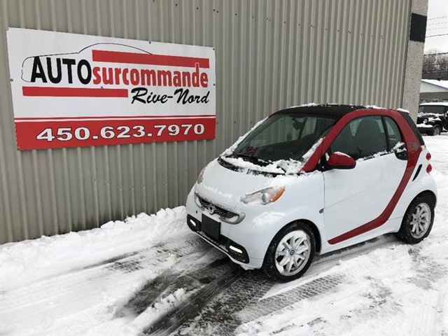 2015 SMART FORTWO ELECTRIC DRIVE Passion in St Eustache, Quebec