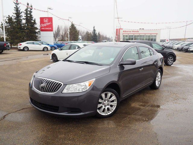 2013 Buick LaCrosse Accident Free. Factory Remote Starter. Premium Audio. Traction Control. Cruise Control. Automatic Headlights. Dual Climate. Power Seats, Windows and Mirrors. in