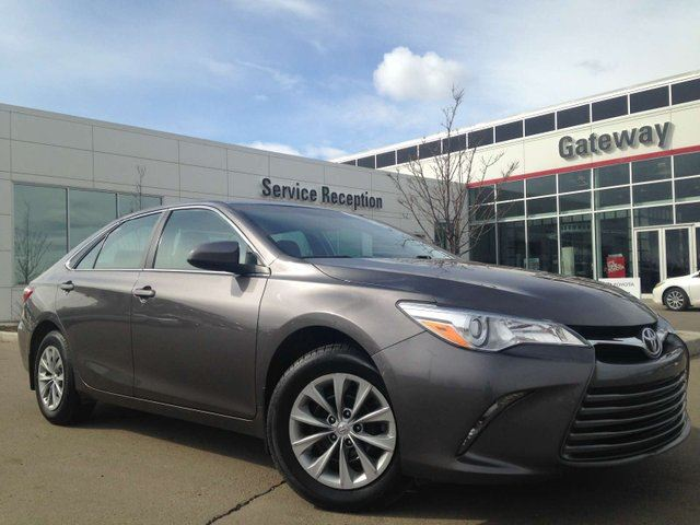 2017 Toyota Camry LE Touch Screen Audio, Backup Cam, Cruise Control, Keyless Entry in