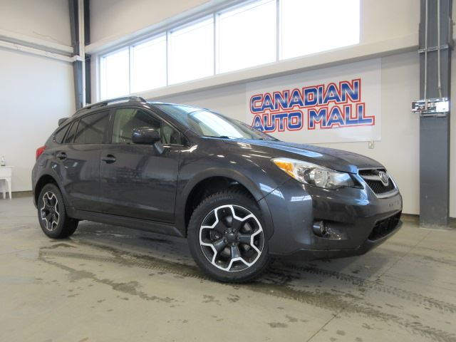 2015 SUBARU XV Crosstrek TOURING, ROOF, HTD. SEATS, BT, CAMERA, 51K! in Stittsville, Ontario