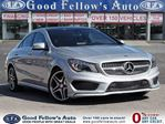 2016 Mercedes-Benz CLA250 4MATIC, PANORAMIC ROOF, NAVIGATION,REARVIEW CAMERA in North York, Ontario