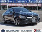2015 Mercedes-Benz CLA250 4MATIC, NAVIGATION, POWER SEATS, PANORAMIC ROOF in North York, Ontario