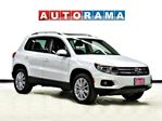 2015 Volkswagen Tiguan HIGHLINE 2.0 TSI 4MOTION NAVI PANO SUNROOF LEATHER in North York, Ontario