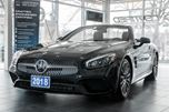 2018 Mercedes-Benz SL-Class PREMIUM PACKAGE*EXCLUSIVE PACKAGE*INTELLIGENT DRIV in Richmond Hill, Ontario