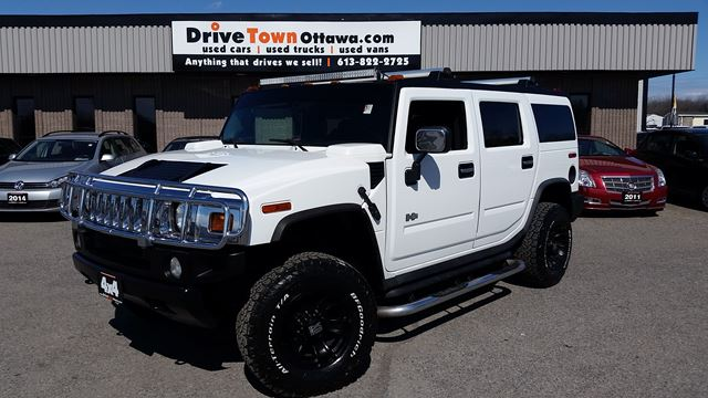 2005 HUMMER H2 **ONLY 117000KM**RARE FIND** in Ottawa, Ontario